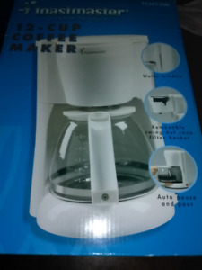 Coffee Maker New