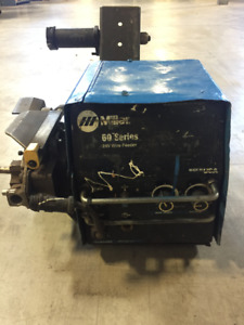 Blowout Sale! Used Miller S-60 Series Wire Feeders