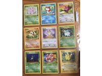 Pokemon jungle complete set
