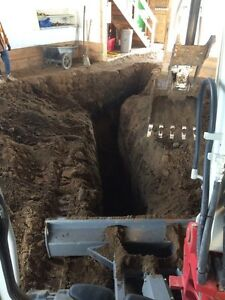 Excavating / Construction Services Moose Jaw Regina Area image 5