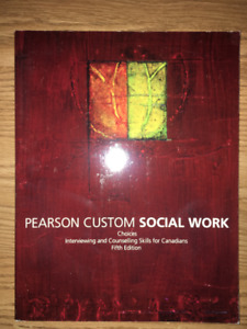 Pearson Custom Social Work (Fifth Edition) George Brown College