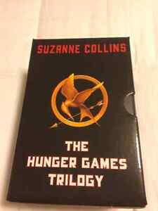 The Hunger Games Trilogy (Box Set) by Suzanne Collins Windsor Region Ontario image 1