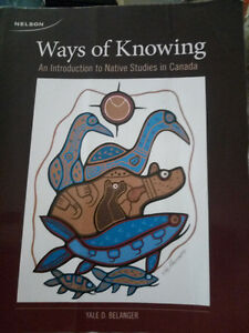 INDG 107- Ways of Knowing