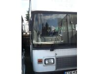 Double decker location dining bus/catering bus