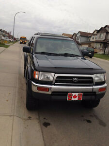 SOLD SOLD Toyota 4Runner LIMITED SUV, Crossover