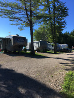 Waterfront RV Lot has just been released  - Half price