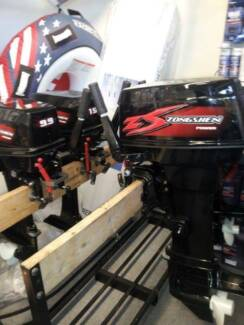 New Outboard Motor's 3 Year Warranty Brisbane City Brisbane North West Preview