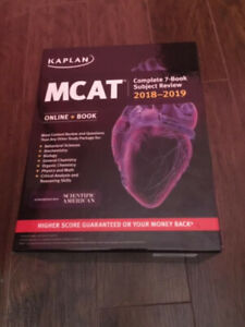 Mcat Books | Great Deals on Books, Used Textbooks, Comics and more