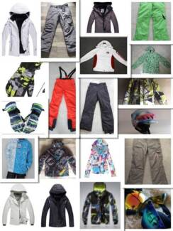 New Snow gears from $10, buy new gear cheap why rent second hand?