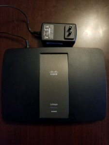 Linksys EA6400 AC1600 Dual-Band Smart Router