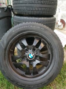 Original BMW 3 series rims