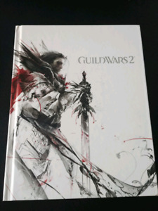 Guild Wars 2 Collector's Edition Guide with Quick Reference Map