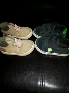 Carters bootshoes DC toddler shoes