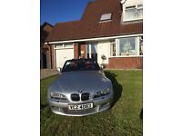 Bmw z3 wide body convertible 3.0L