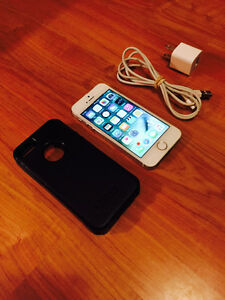 Apple IPhone 5s, 16 Gb, Otter Box, Telus or Koodo BUY TODAY