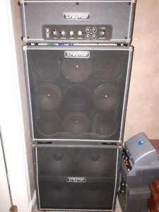 Traynor TS-200 Vintage stack Amplifier