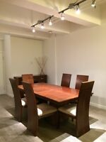Fully Furnished Loft Downtown Condo - 960 sqft