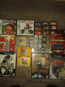 console et jeux game cube ds gba xbox ps1 ps2