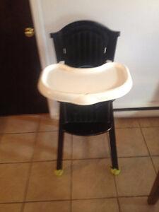 chaise haute eddy baeur