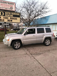 2010 Jeep Patriot - Safety Inspected & Etested - Certified