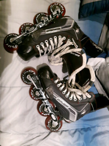 Patin a roues alignées RollerBlade