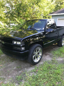 Chevrolet Truck with Low Mileage !