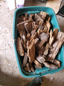Firewood / Dry Kindling $8 per box load or $15 for 2 loads