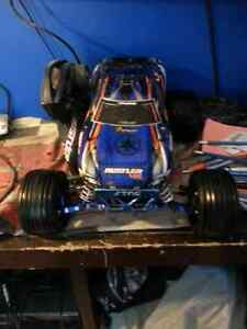 Traxxas rustler vxl  Kawartha Lakes Peterborough Area image 1