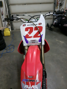 2003 CR250R for sale