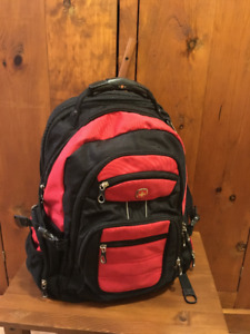 EUC Swiss Army XL Backpack Bag