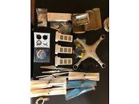 DJI Phantom 3 batteries props and more