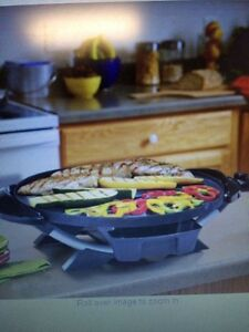 George Foreman Inside/Outside Grill Cambridge Kitchener Area image 3