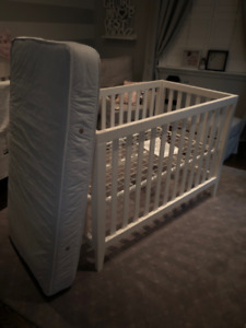 LOTS OF BABY STUFF! Pottery Barn Marlow Crib + much more