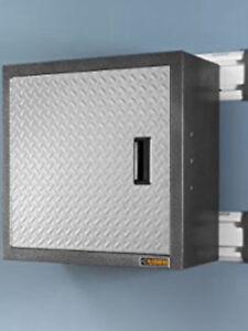 Gladiator GAWG241DRG Premier 24-Inch Wall GearBox