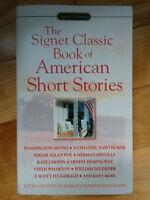 The signet classic book of American Short Stories- Burton Raffel