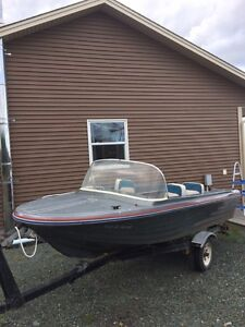 15 ft speed boat