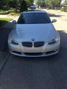 2007 BMW 3-Series 328xi coupe Coupe (2 door) OBO Regina Regina Area image 2