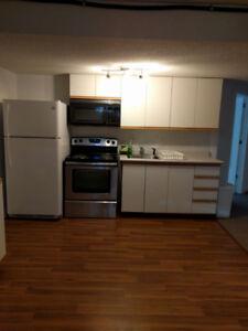 1 bdr basement apartment in Scarb (Morningside & Lawrence)