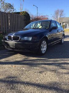 BMW 325xi e46