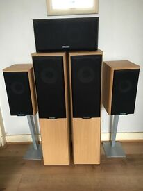 Mission Surround Speakers