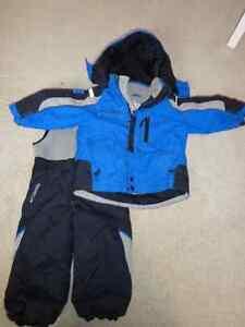 Columbia Snow Suit size 24 months.