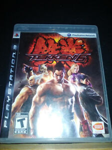 Playstation 3 games - Tekken 6 and UFC Undisputed London Ontario image 2