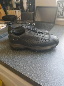 Black Oakley Golf