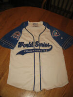 1992 World Series Toronto Blue Jays Jersey