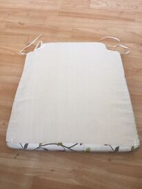 High quality Foam chair pads X 5 - £1.50 each
