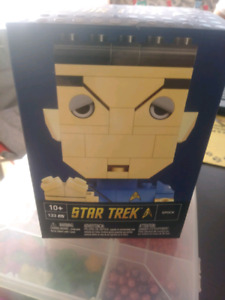Mega Blocks Kubros SPOCK