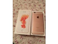 iPhone 6 s 64gb for sale