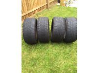 Winter Tyres 255 35 19