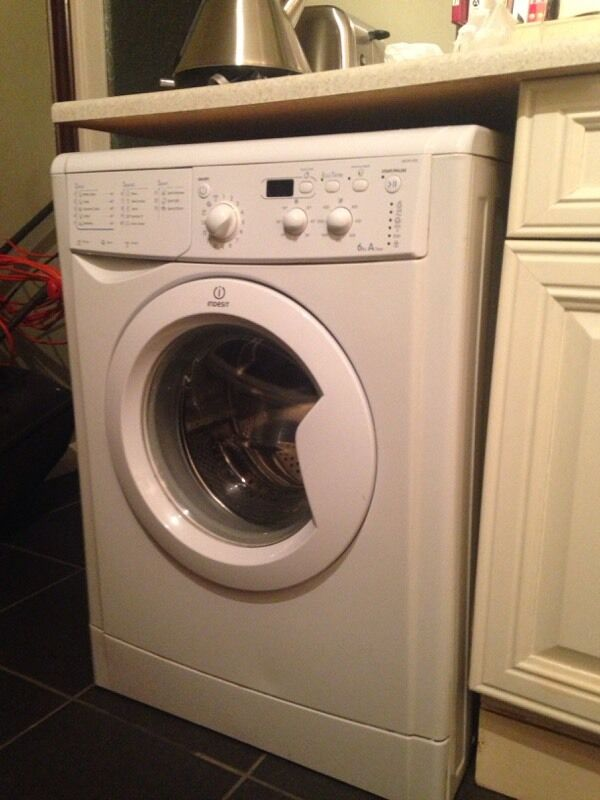 Indesit washing machine (sold)