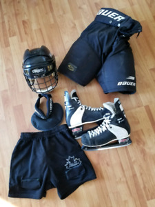 Hockey Equipment Package Deal